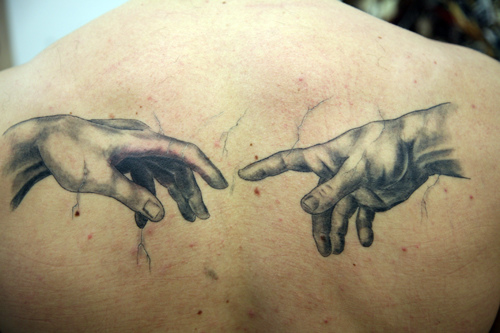 Flaming Art Tattoo by flickr