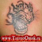 Тату студия Tattoo Omsk